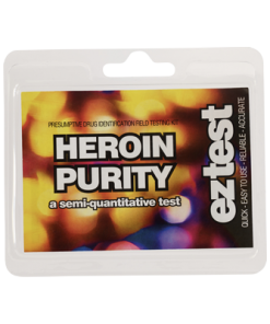 EZ Test for Heroin Purity 1