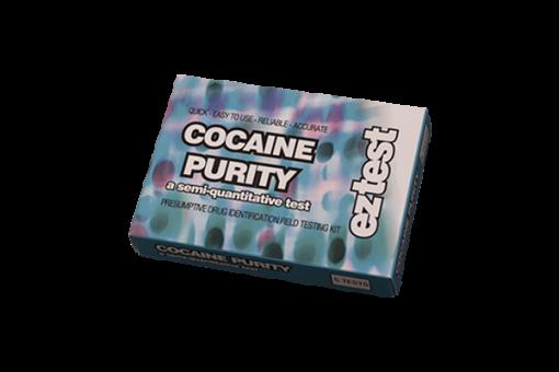 EZ Test Cocaine Purity