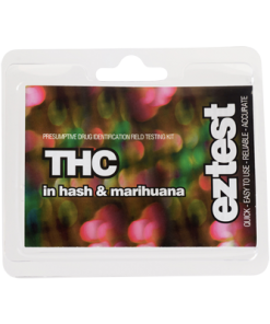 EZ Test for THC